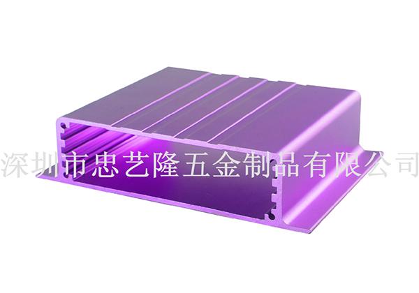 铝型材外壳加工的优点